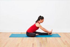 yoga Janu Sirsasana